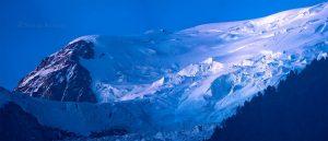 Luces del alba . Mont Blanc de Tacul