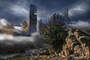 Naturaleza y ruinas